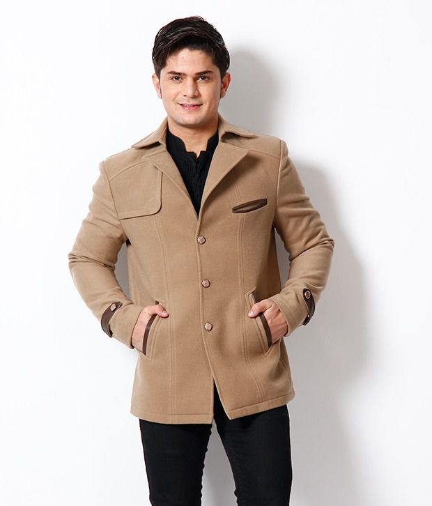 Canary London Brown Designer Blazer
