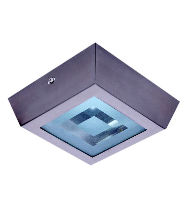 Ceiling Lamp Installation Cost: Fos Lighting Energy Saver Tapered Ceiling Light: Buy Fos