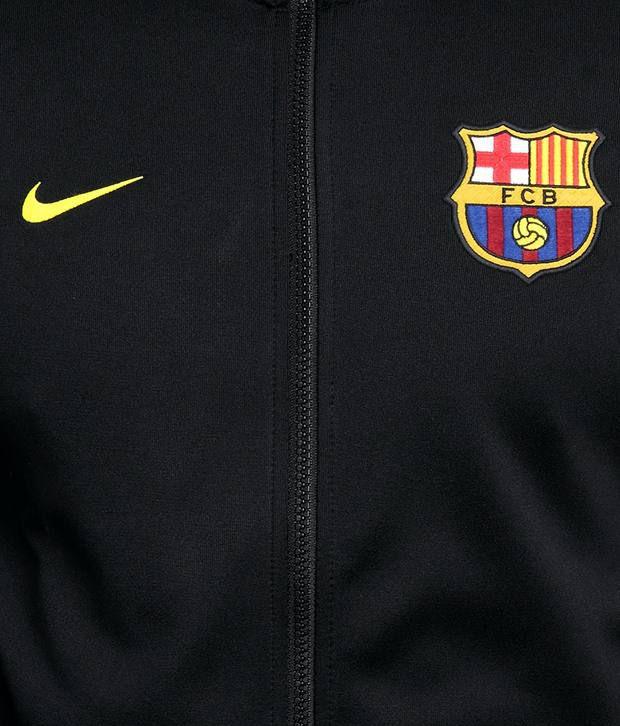 f940269c1 Nike FC Barcelona Jacket - Buy Nike FC Barcelona Jacket Online at ...