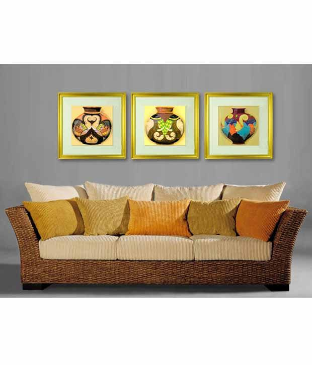 Everything Imported Living Room Abstract Painting