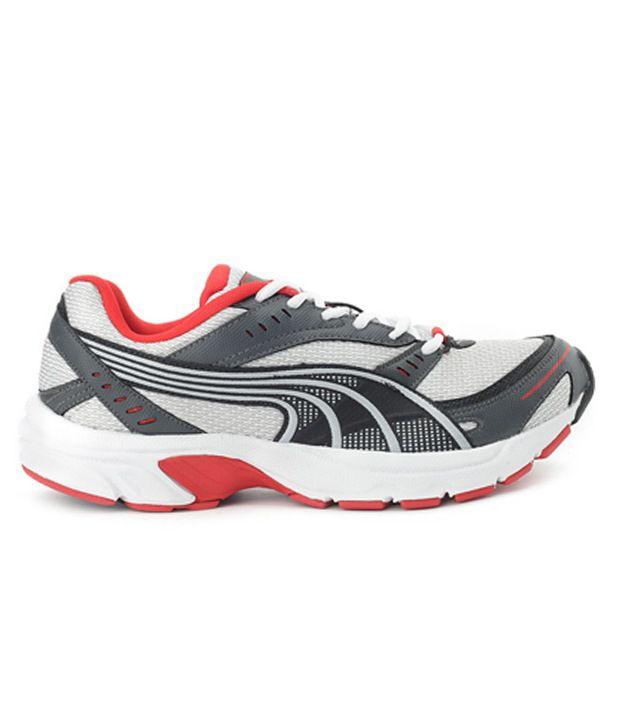 axis gray mesh sport shoes buy axis gray mesh