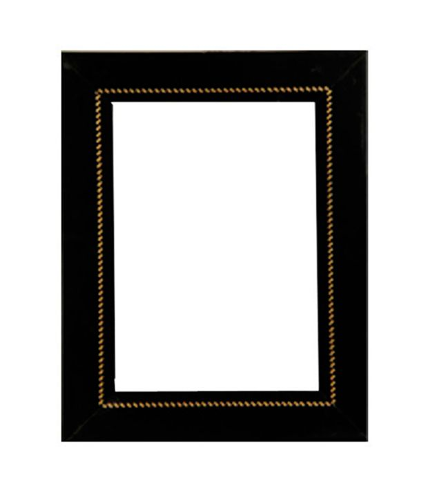971a2553f7b554 Sabaseaccha Classy Thick Black Border Photo Frame: Buy Sabaseaccha Classy  Thick Black Border Photo Frame at Best Price in India on Snapdeal