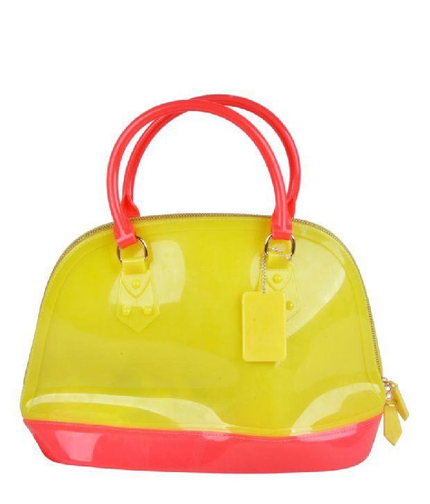 H.M HB1639-NEON Satchel Bag