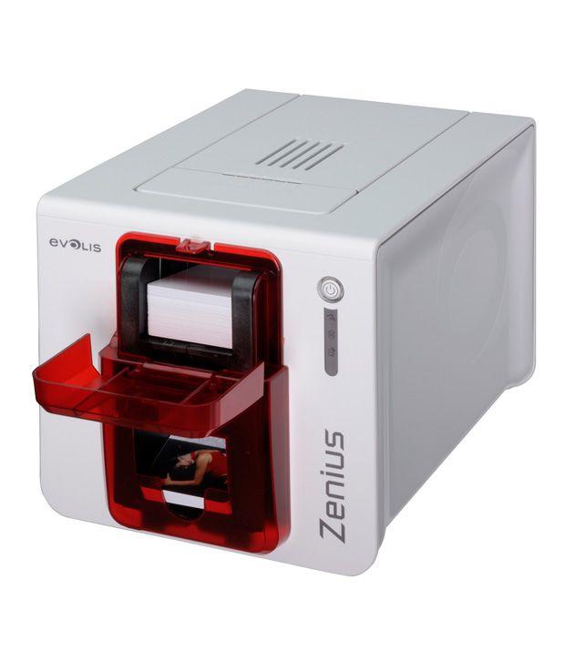 Evolis Zenius ID Card Printer