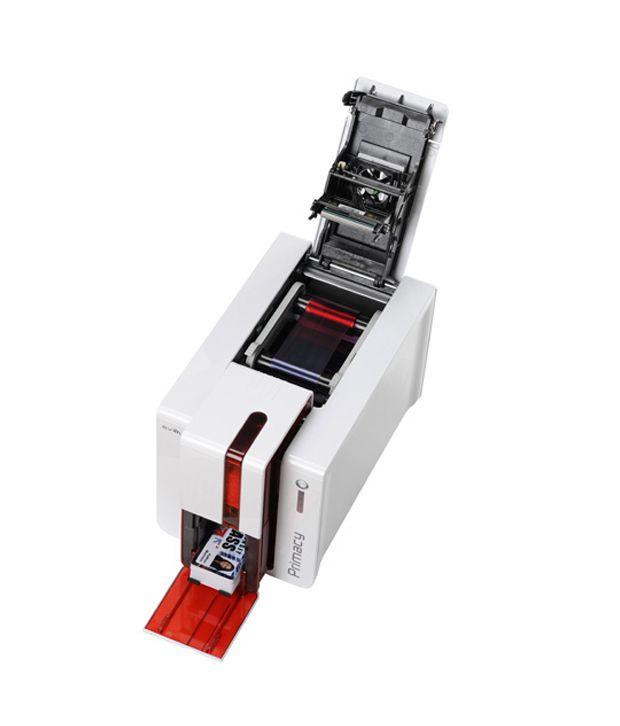 Evolis primacy id card printer singledouble side printing buy evolis primacy id card printer singledouble side printing reheart Images