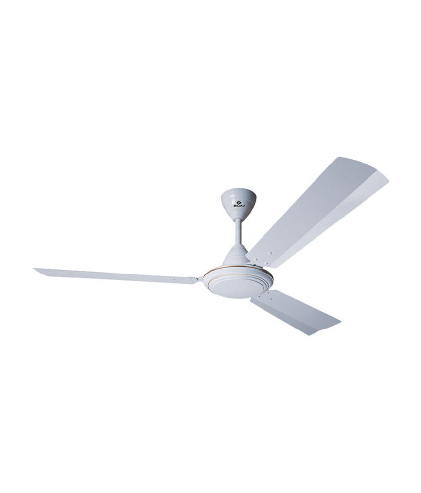 Bajaj 1200 mm grace dlx ceiling fan white price in india buy bajaj 1200 mm grace dlx ceiling fan white mozeypictures Gallery