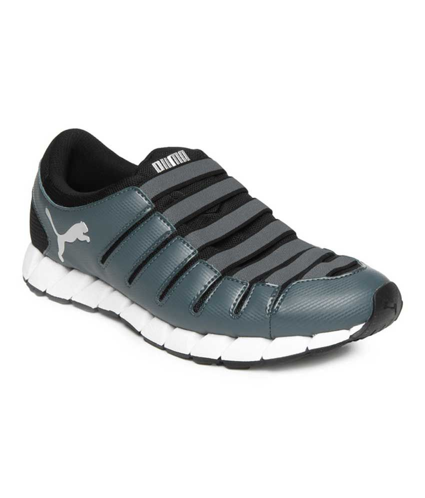 competitive price ce8cd 01bd4 Puma-Men-Grey-Osu-V3-Nm Tranning shoes - Buy Puma-Men-Grey-Osu-V3-Nm  Tranning shoes Online at Best Prices in India on Snapdeal