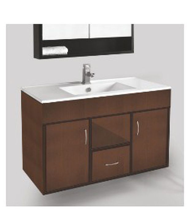 Buy Cera Cabinet With Basin Cab 1007 Online At Low Price