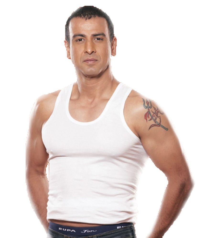 Rupa jon mens cotton vest