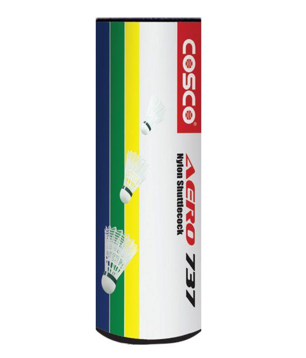 Cosco Aero 737 Badminton Shuttle Cock
