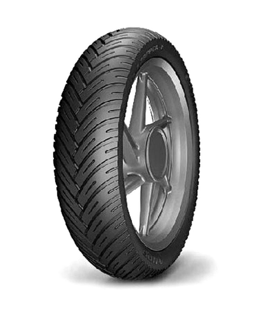 MRF 2 Wheeler Tyres Nylogrip ZRC 100 90 R17 55P Tubeless