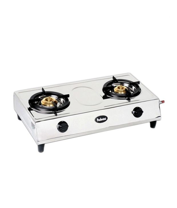 Padmini CS-200 2 Burner Gas Cooktop