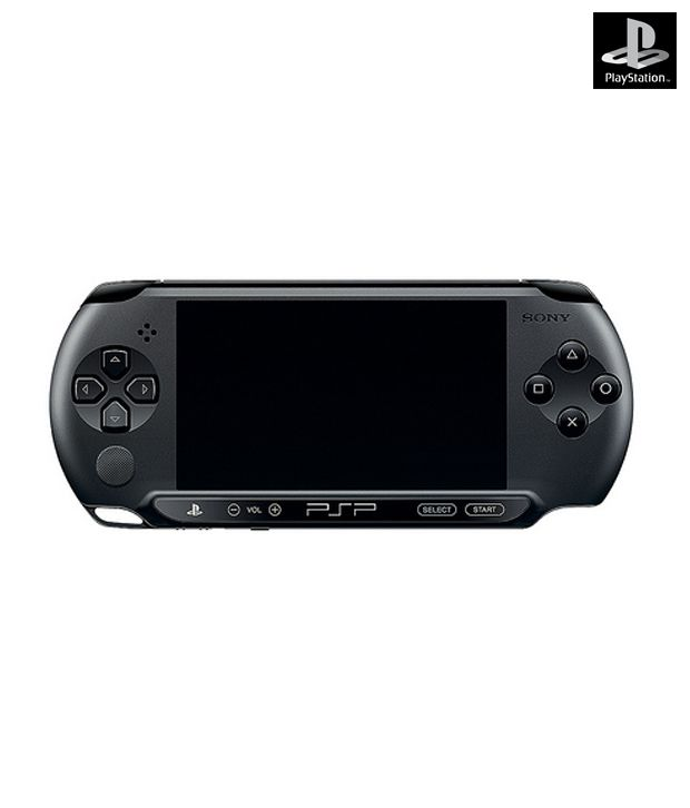 Sony PSP Playstation Portable E1004 (Black)