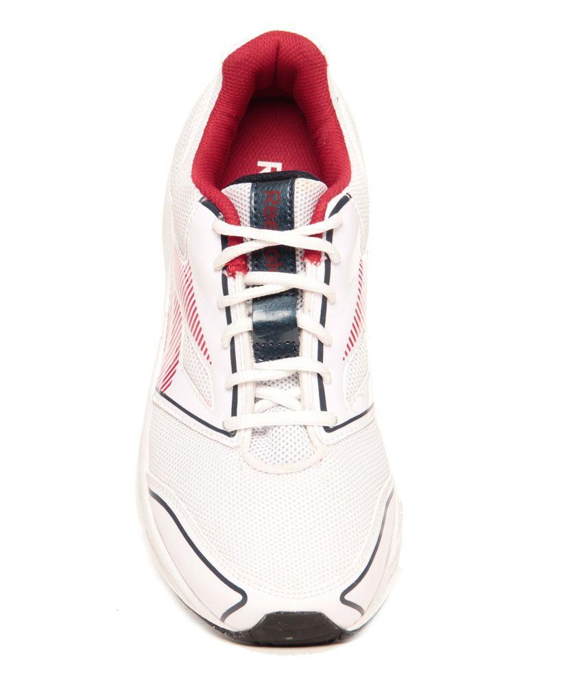 249022bfaf1c Reebok City Runner Lp White   Red Running Shoes - Buy Reebok City ...