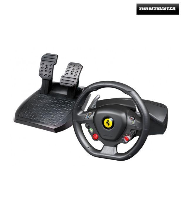 ThrustMaster Ferrari 458 Italia Racing Wheel for XBOX