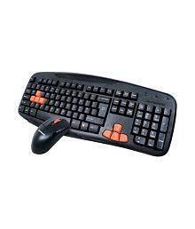Lenovo KM4801U Keyboard Mouse Combo