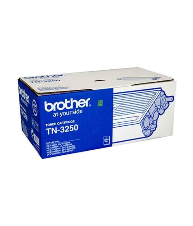 Brother TN 3250 Toner cartridge (Black)