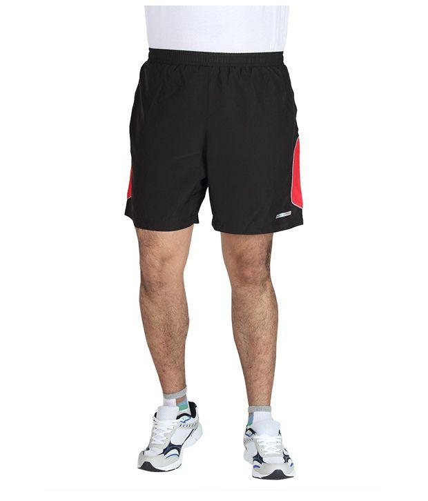 Proline Appealing Black Shorts