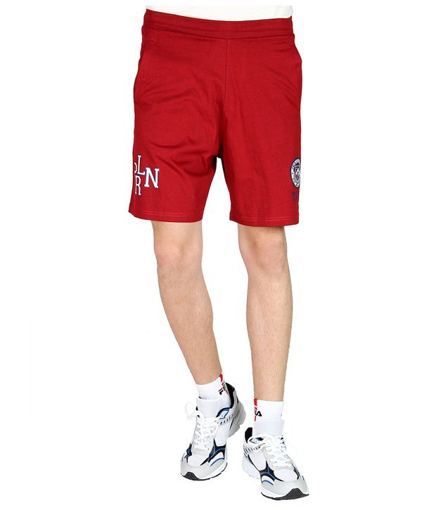 Proline Smart Red Shorts
