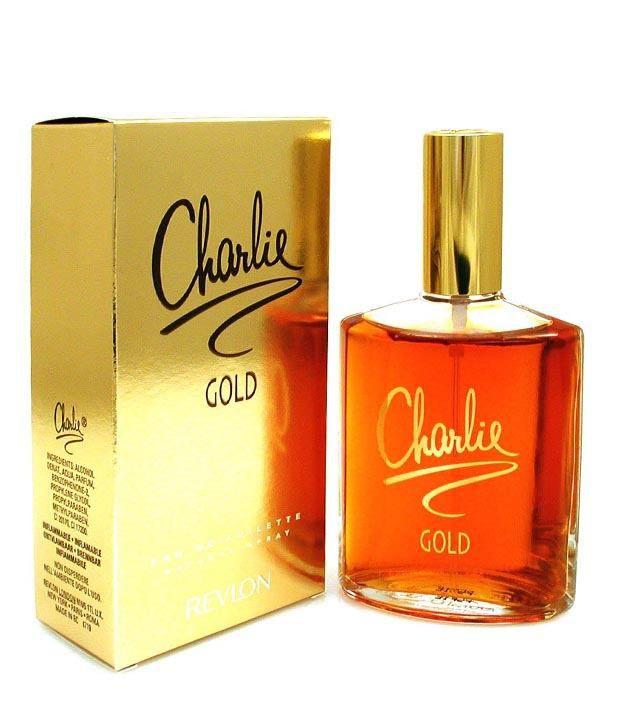 Revlon Charlie Women GOLD EDT 100 ML