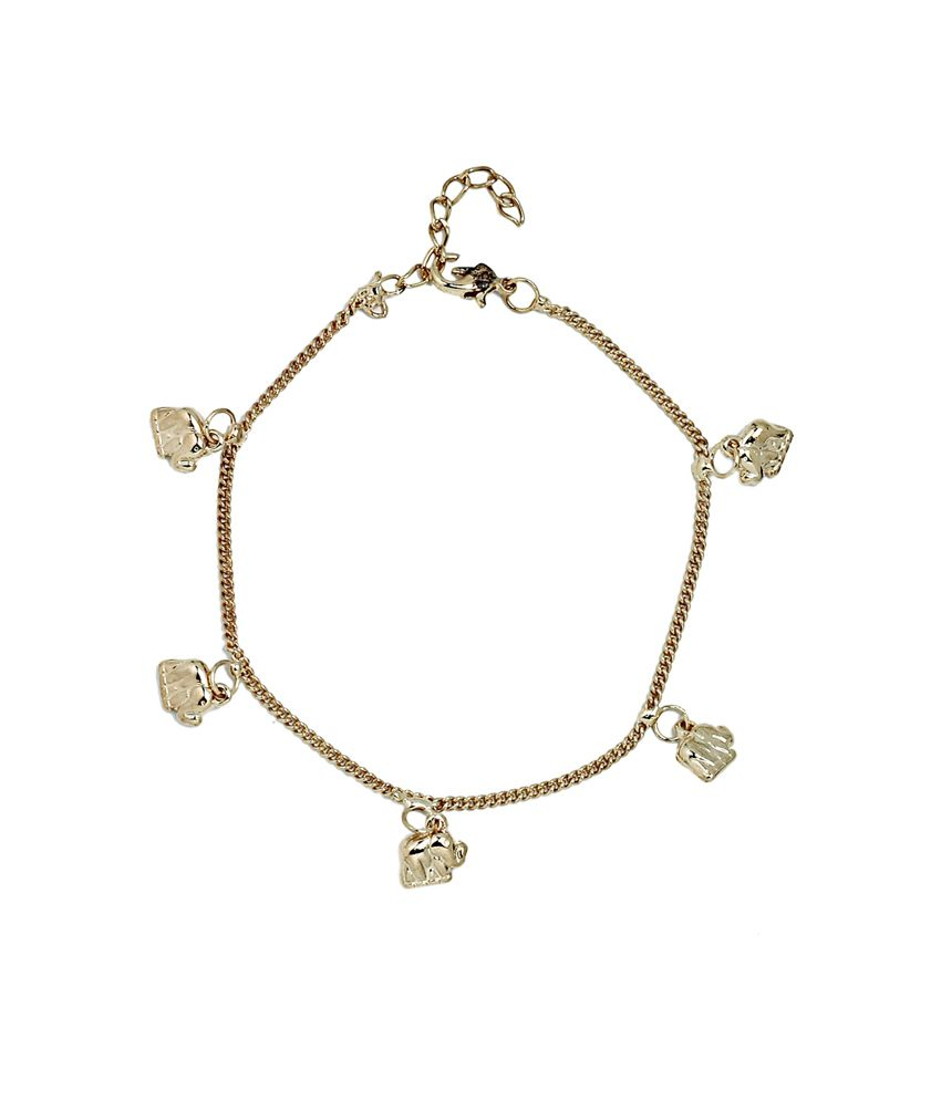 20D The Elephant Effect Anklet