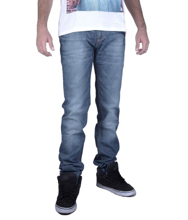 Calvin Klein Skin Fit Mens Jeans