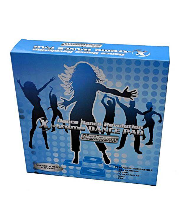 Buy Dance Dance Revolution X-treme Dance Pad Platinum