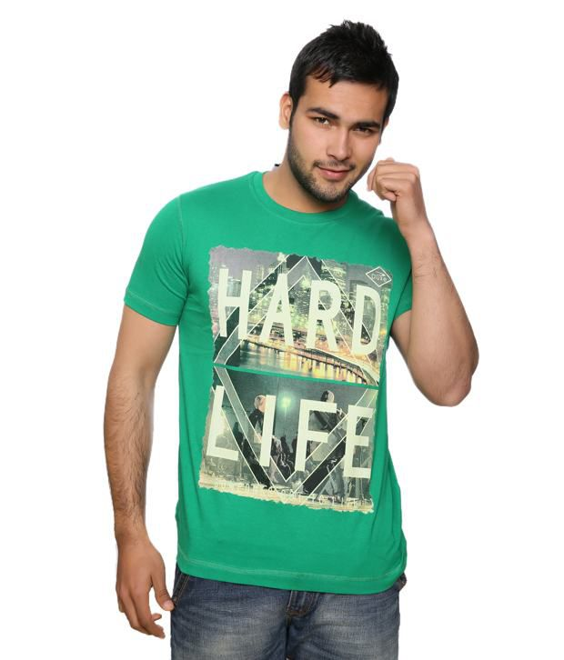 Duke Chic Green T Shirt