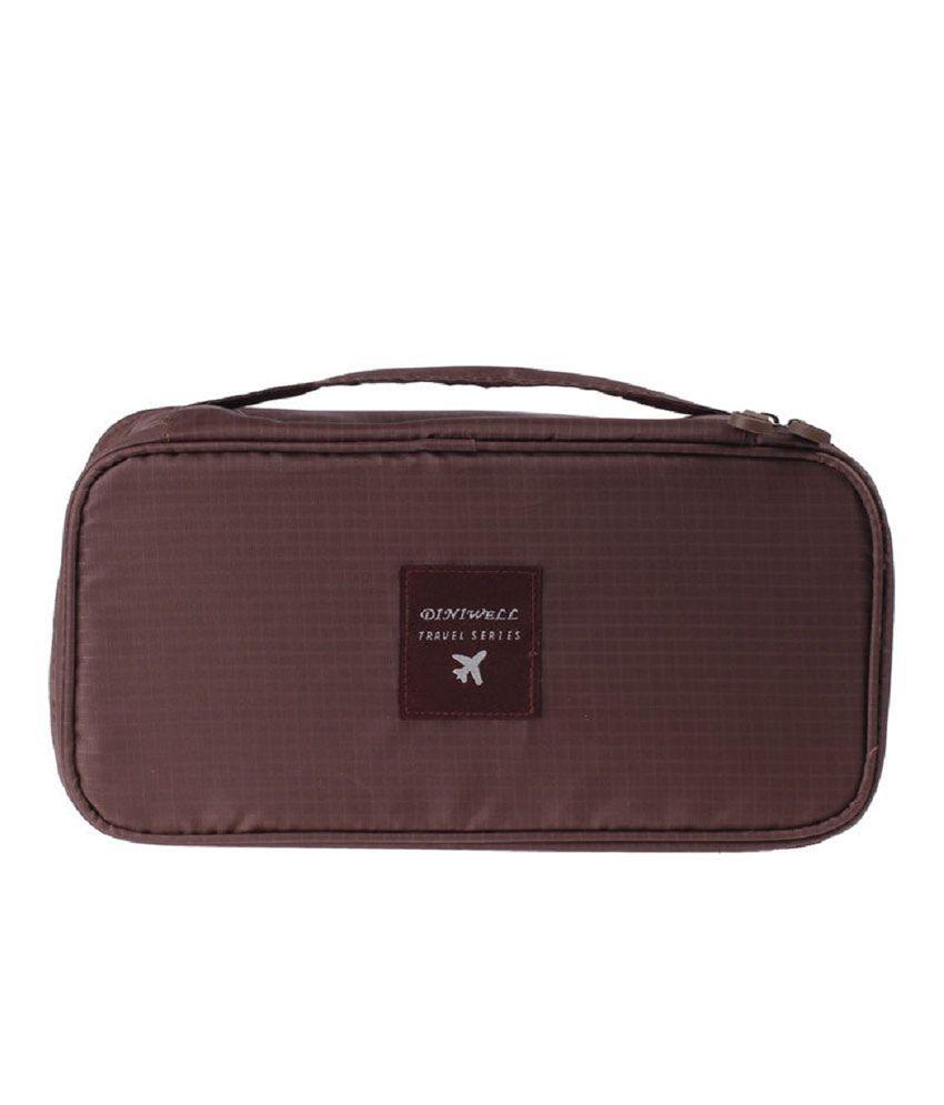 Mangalam Travel Portable Underwear Lingerie Case Organizer ...