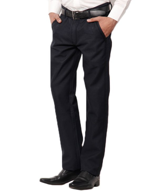 Fever Black Trouser