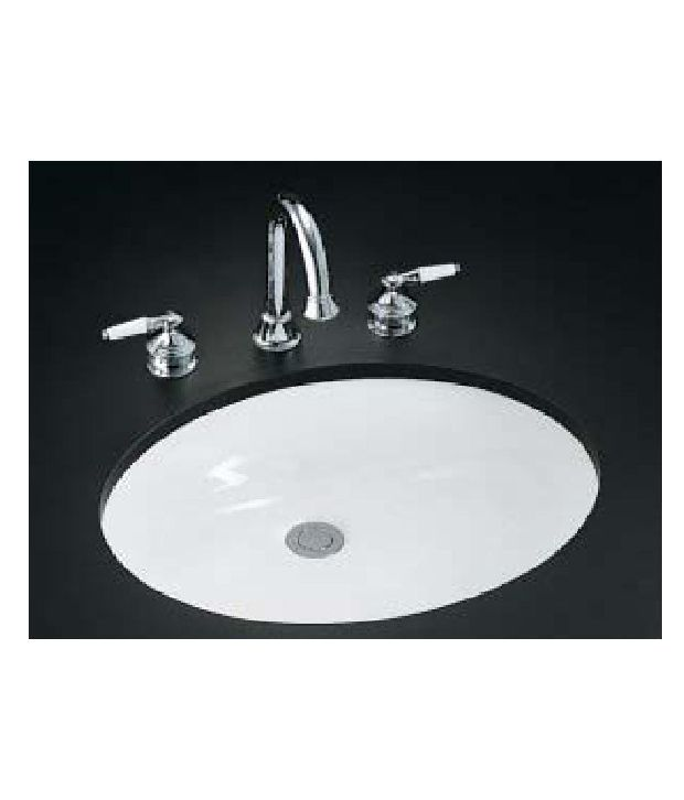 Buy Kohler Under Counter Wash Basin Online at Low Price in India ...