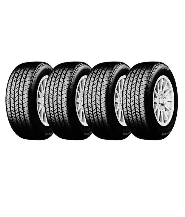 Bridgestone - S 322 - 175/65 R14 (82T) - Tubeless [Set of 4]
