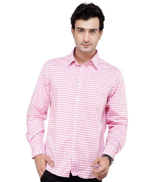 Pink Shirts India