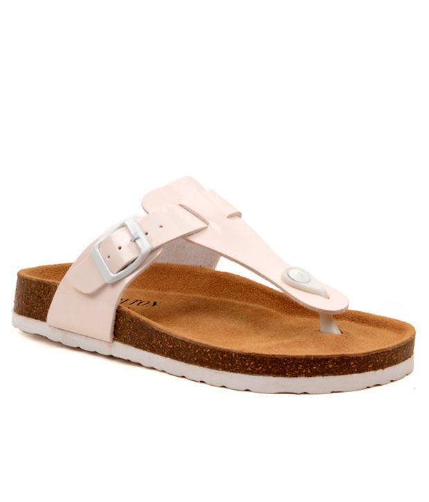 173dc9ccc Carlton London Distinct White Sandals Price in India- Buy Carlton London  Distinct White Sandals Online at Snapdeal