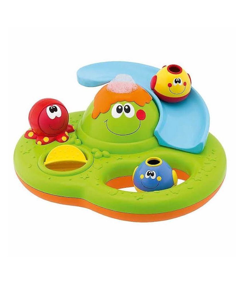 Chicco Bubble Island Bath Toy: Buy Chicco Bubble Island Bath Toy at ...