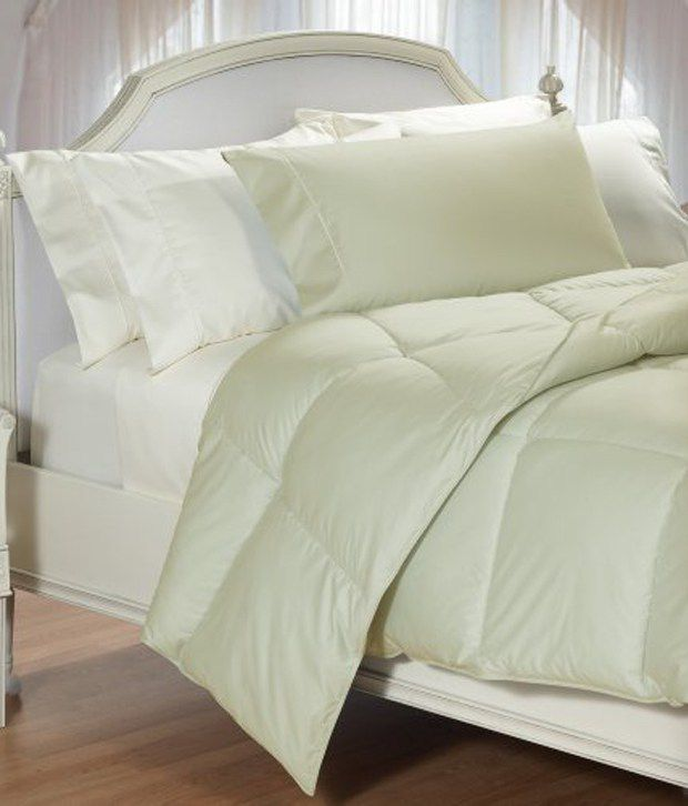 Cuddledown 400tc Colored Synthetic Comforter Full Level 2
