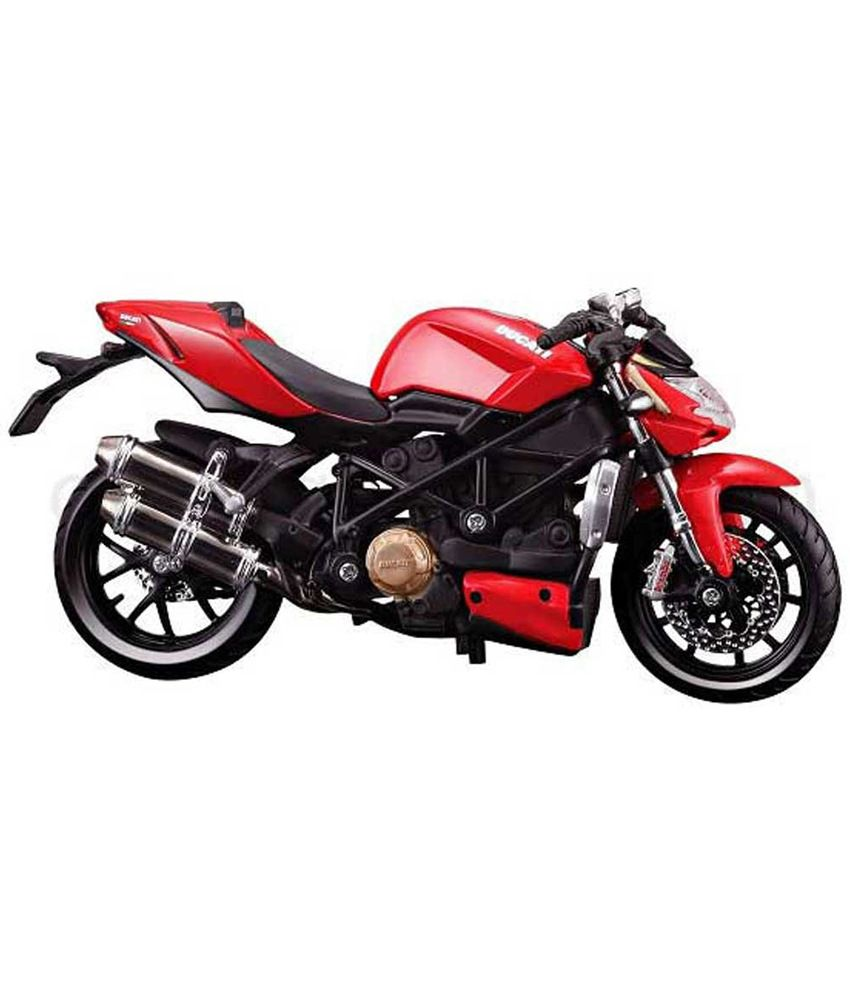 Ducati Streetfighter Discontinued