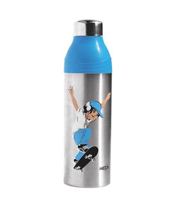 Milton Kool Compact Blue Kids Water Bottle Buy Online At