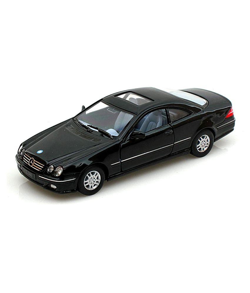 Kinsmart Diecast 1:38 Scale Mercedes Benz CL 500 ...