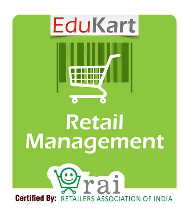 Certificate Course in Retail Management by EduKart: Buy Certificate ...