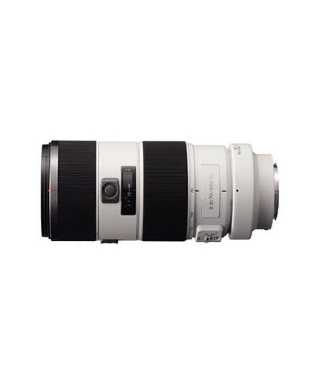 Sony 70 - 200mm F2.8 G Lens