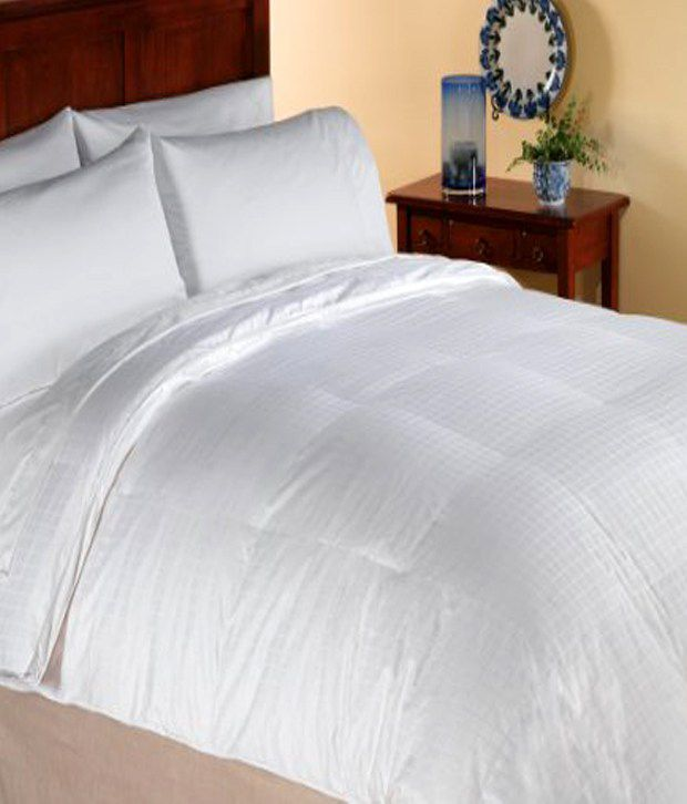 Aeolus Down Heavy Weight White Down Comforter King Buy