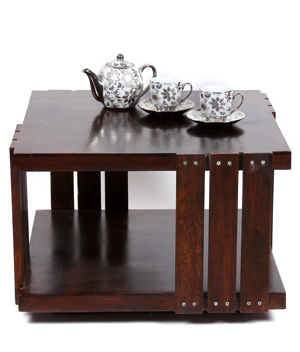 Verita Double top side table 1124