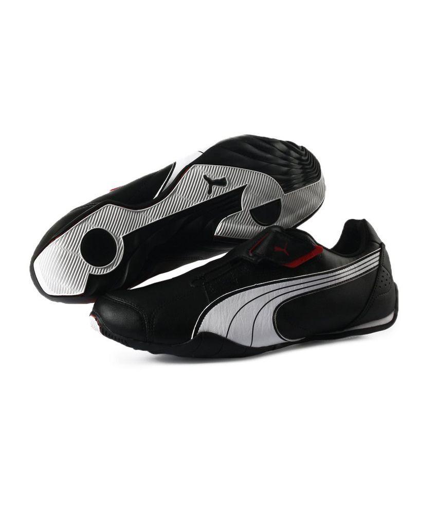 b9747d10650 Puma Men Redon Move Black Shoes - Buy Puma Men Redon Move Black ...