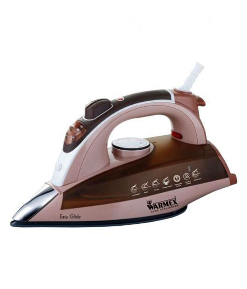 Warmex Easy Glide 1250W Steam Iron