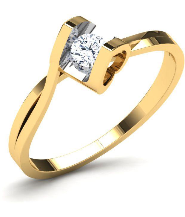 Astar Silver Ring By Caratlane
