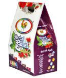 Murga Herbal Holi Gulal Gift Pack (Inside 5 Pouch Of 100Gm)