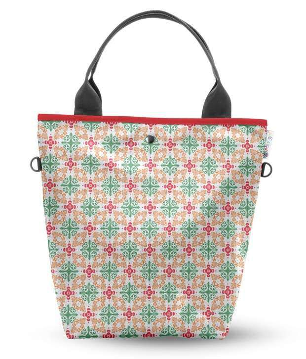 Atrangee Tall Tote Mosaic Royale Bag
