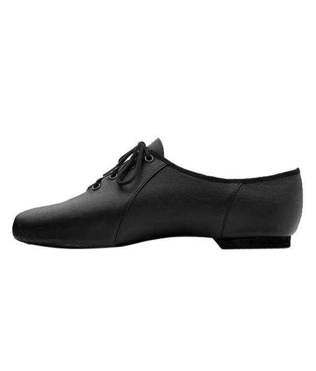 Bloch Graceful Black Jazz Shoes