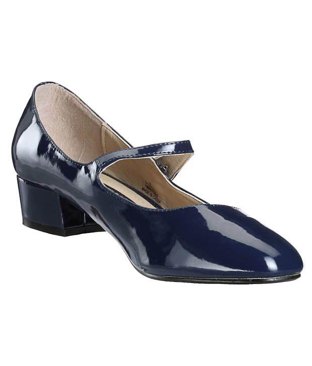 Carlton London Navy Blue Sandals